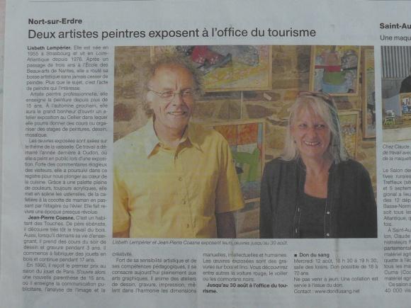 Ouest-France - Août 2009