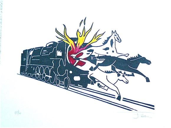 chevaux de feu