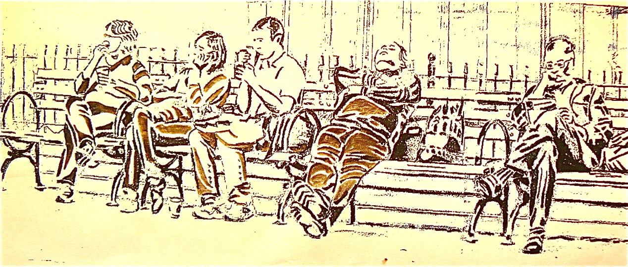 Les gens, les autres et moi...  dans Lit et ratures dessins-des-gens-assis-corrige1