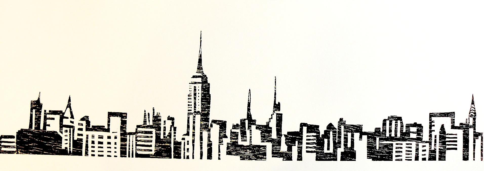 Empire State Building Photo Noir Et Blanc