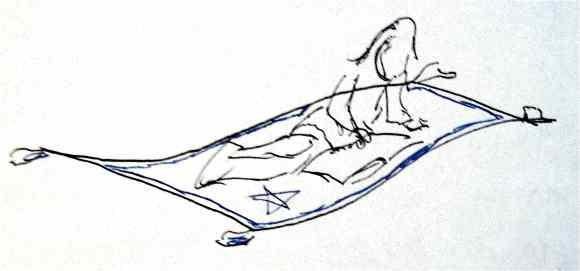 dessin de l'idée