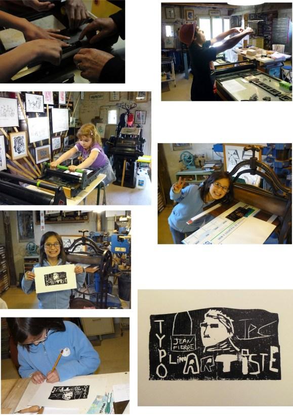 atelier d'artistes amateurs