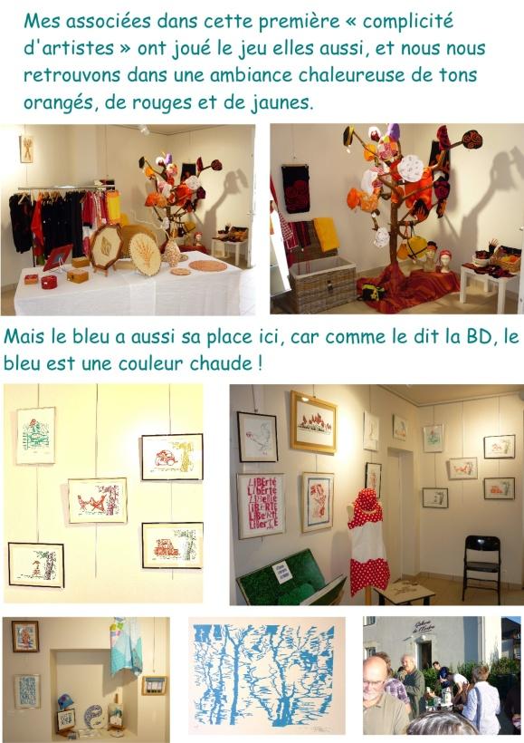 expo couleurs chaudes sucé 2