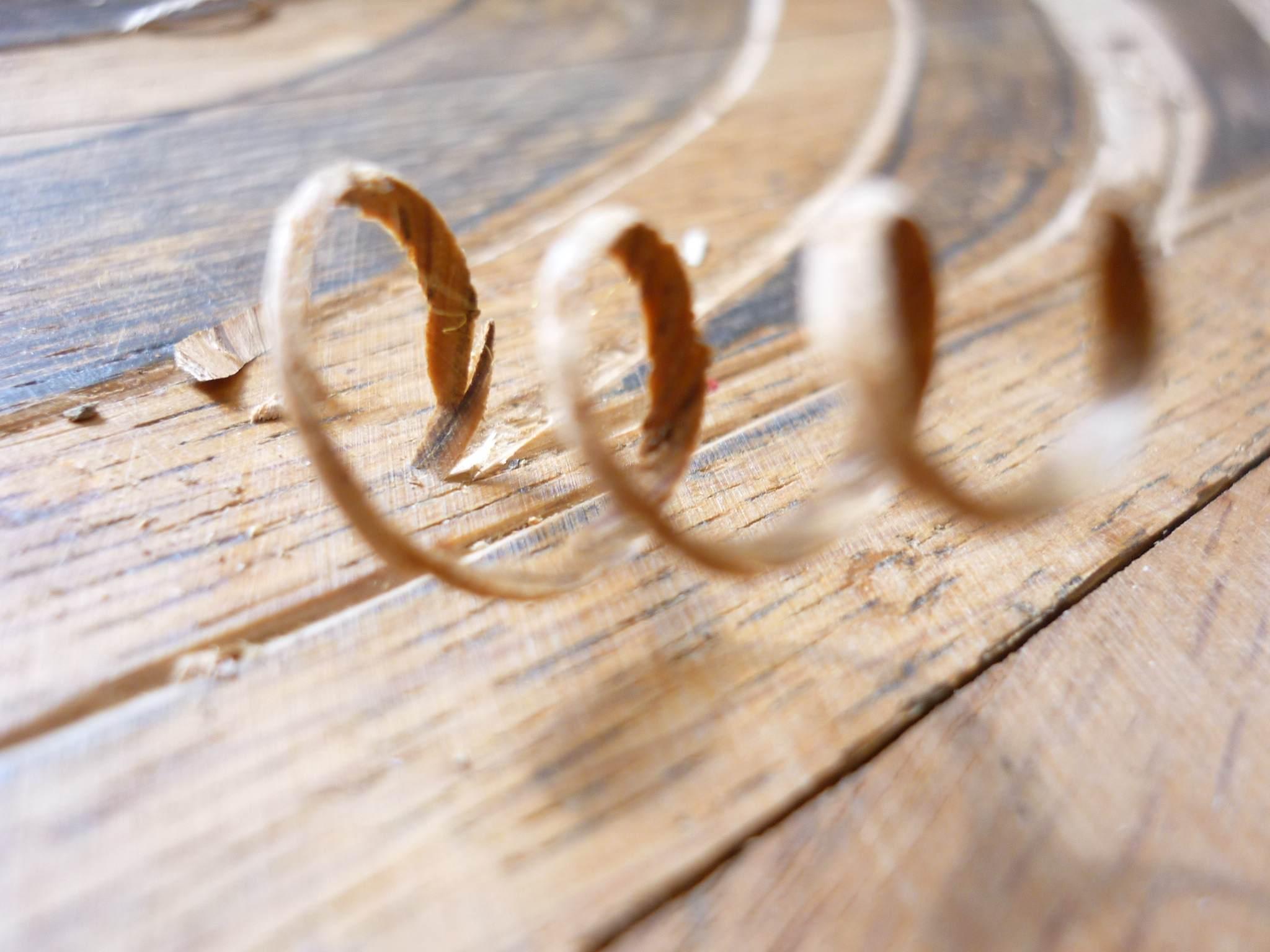Pas pas en gravure sur bois st mars du d sert jean - Copeaux de bois jardin ...