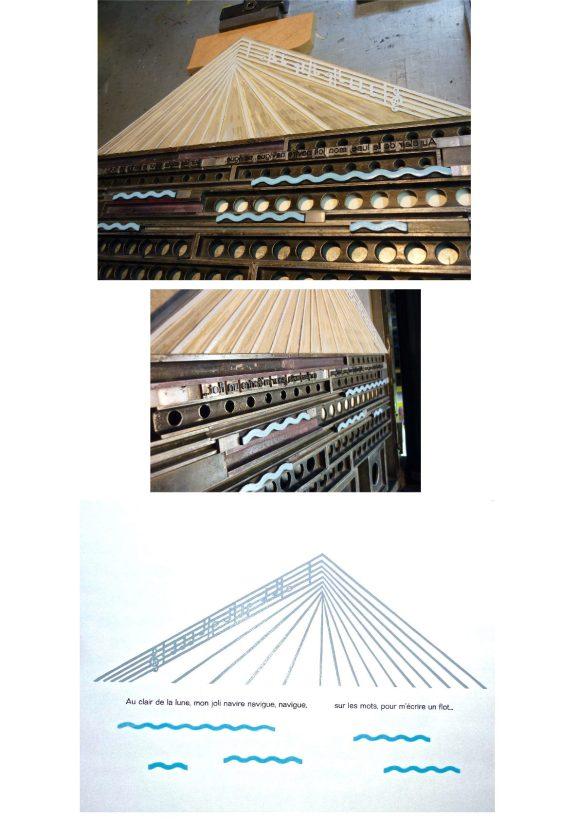 pont chantant