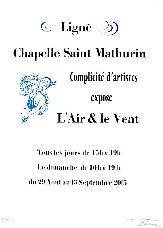 affiche Ligné
