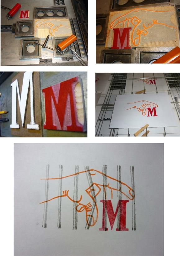 images M & les mains